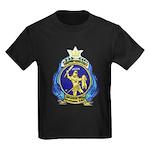 USS ORION Kids Dark T-Shirt