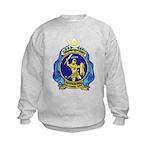 USS ORION Kids Sweatshirt