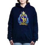 USS ORION Women's Hooded Sweatshirt
