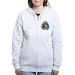 USS ORION Women's Zip Hoodie