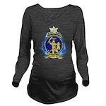 USS ORION Long Sleeve Maternity T-Shirt