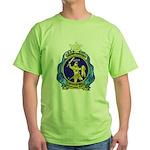 USS ORION Green T-Shirt