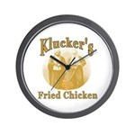 Kluckers Fried Chicken Wall Clock