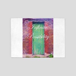 Infinite Possibility 5'x7'Area Rug