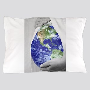 The Earth Mother Pillow Case