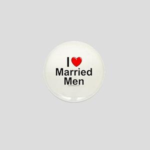 Married Men Mini Button