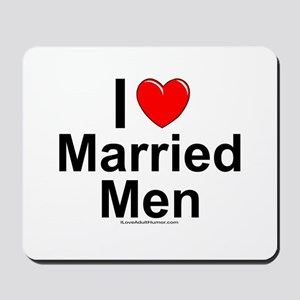 Married Men Mousepad