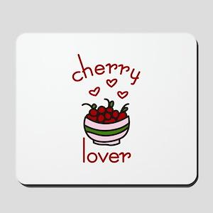 Cherry lover Mousepad