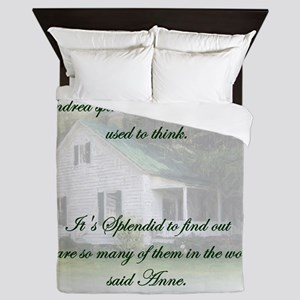 Kindred Spirits Queen Duvet