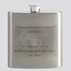 Kindred Spirits Flask