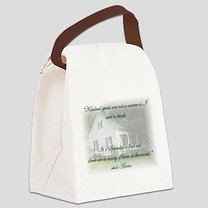 Kindred Spirits Canvas Lunch Bag