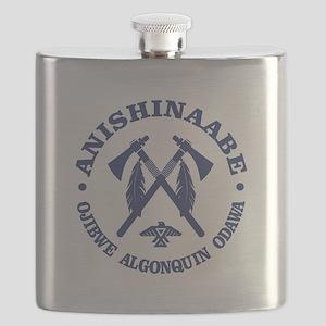 Anishinaabe Flask