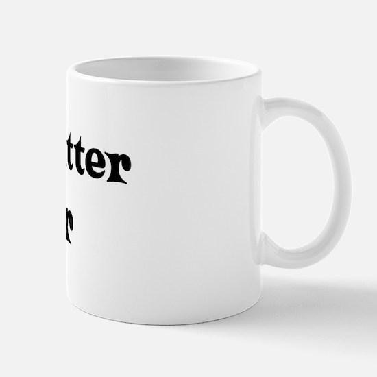 Cocoa Butter lover Mug