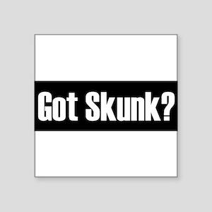 gotskunk Sticker