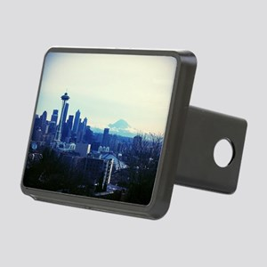 Seattle 2 Rectangular Hitch Cover