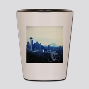 Seattle 2 Shot Glass