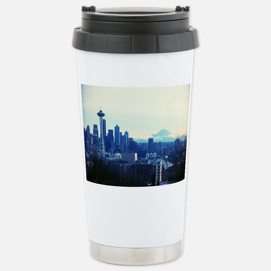 Seattle 2 Stainless Steel Travel Mug