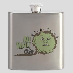 ALL HAIL! STERCULIUS Flask