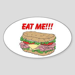 EAT ME!!! Sticker