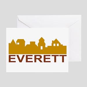 Everett Washington Greeting Cards (Pk of 10)