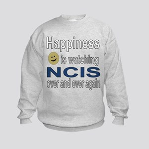 Happiness is Watching NCI Sweatshirt