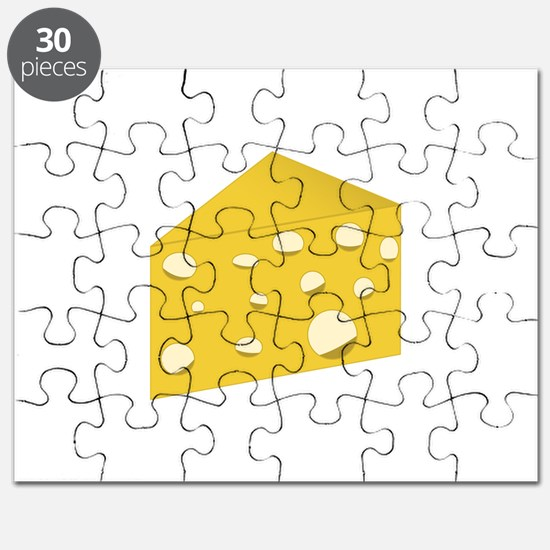 Swiss Cheese Puzzle