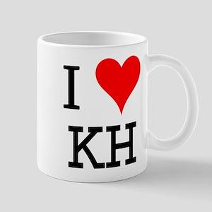 I Love KH Mug