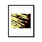 Hike Framed Panel Print
