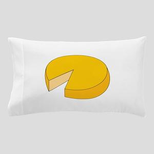 Cheese Wheel Pillow Case