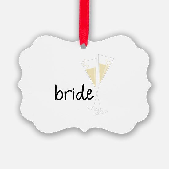 bride Ornament