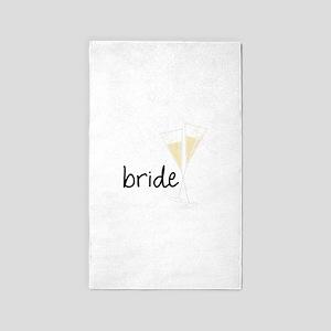 bride 3'x5' Area Rug