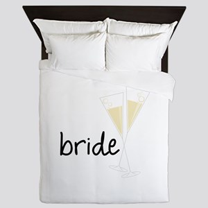 bride Queen Duvet