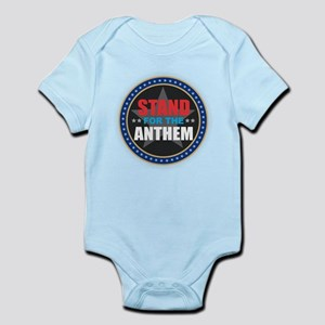 Stand for the Anthem Body Suit