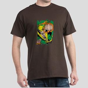 Iron Fist Brush Dark T-Shirt