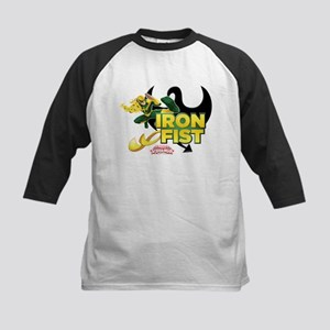 Iron Fist Kids Baseball Jersey