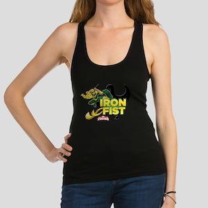 Iron Fist Racerback Tank Top