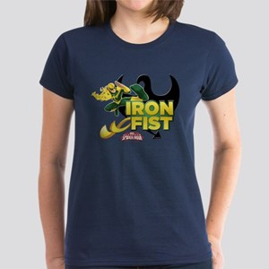 Iron Fist Women's Dark T-Shirt