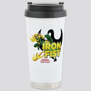 Iron Fist Stainless Steel Travel Mug