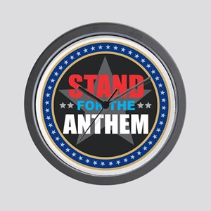 Stand for the Anthem Wall Clock