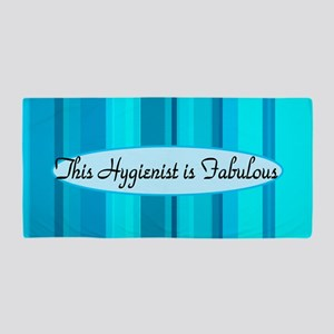 Blue Hygienist Beach Towel