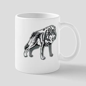 Arctic Wolf Mugs
