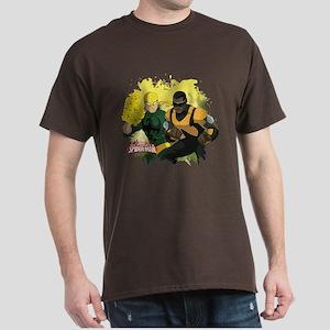 Iron Fist and Luke Cage Dark T-Shirt