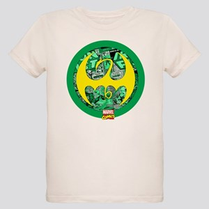 Iron Fist Logo 2 Organic Kids T-Shirt