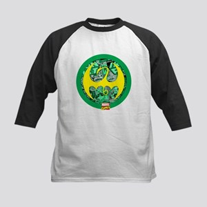 Iron Fist Logo 2 Kids Baseball Jersey