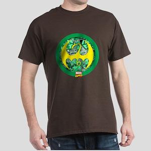 Iron Fist Logo 2 Dark T-Shirt
