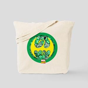 Iron Fist Logo 2 Tote Bag