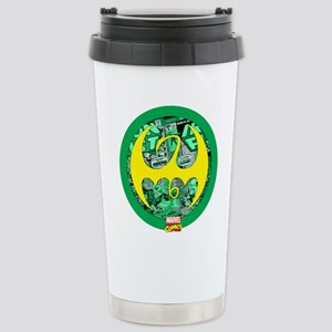 Iron Fist Logo 2 Stainless Steel Travel Mug