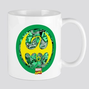 Iron Fist Logo 2 Mug