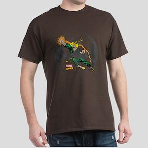 Iron Fist Icon Dark T-Shirt