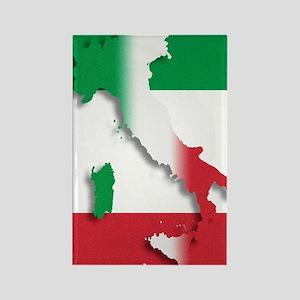 Italy Italian Flag Magnets